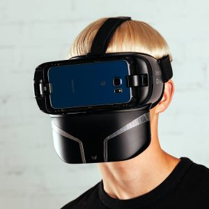 Feelreal Multisensory VR Mask for Samsung Gear VR Headset