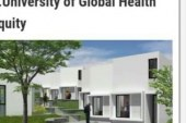 University of Global Health Equity rwanda
