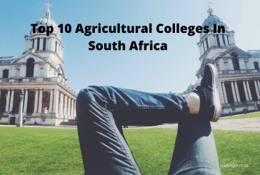 Agriculture schools in south Africa