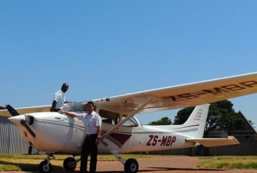 Aviation school in south Africa