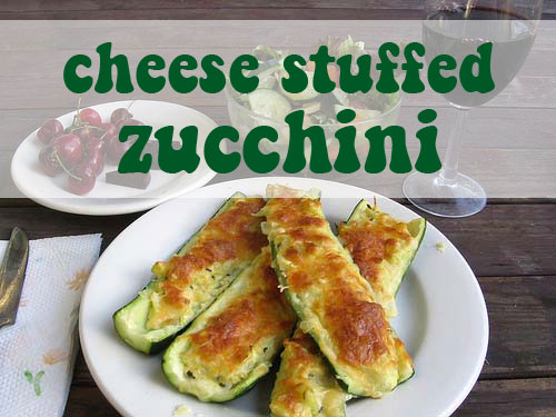 How to make the best cheese stuffed zucchini boats recipe - This meatless vegetarian dinner is healthy and uses Italian seasoning and a variety of cheeses to make an awesome summer meal. Simple and easy supper is keto, whole 30, and paleo friendly (just leave out the breadcrumbs). Low carb. Baked in the oven.