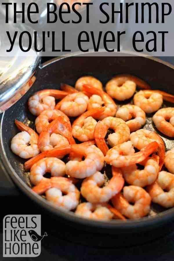 Shrimp Ate