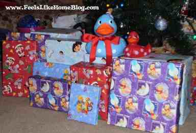 Christmas Gift Ideas for Preschoolers