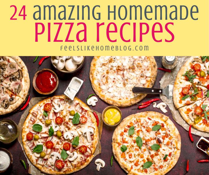 unique and interesting pizza recipes