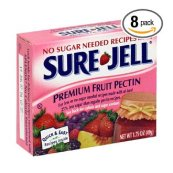 No sugar needed pectin