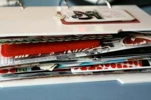 december scrapbook