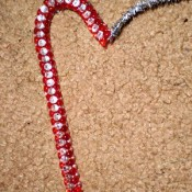 Candy Cane Craft for Preschoolers