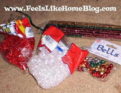 preschool craft materials