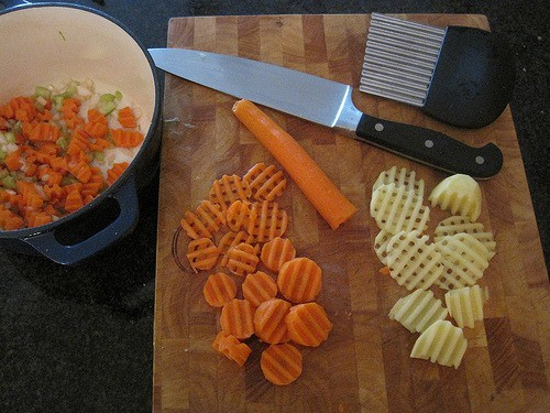 10 Uses For A Crinkle Cutter Feels Like Home