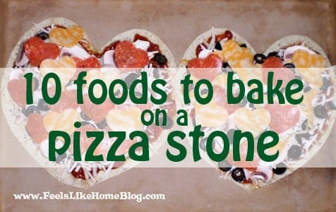 how to use a baking or pizza stone - Recipes, ideas, use and care tips whether your stone comes from the Pampered Chef or not. How to cook with a stone, how to clean a stone. Cooking with a stone is super easy, and the food is always delicious!
