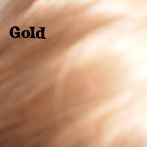 A gold photo