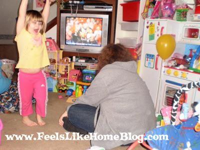 Living Room Carnival