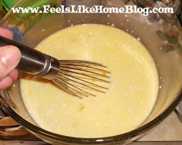 omelet roll