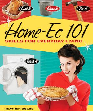 Home Ec 101 Book