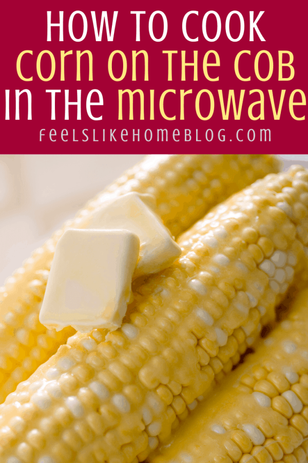 many ears of corn on the cob topped with butter