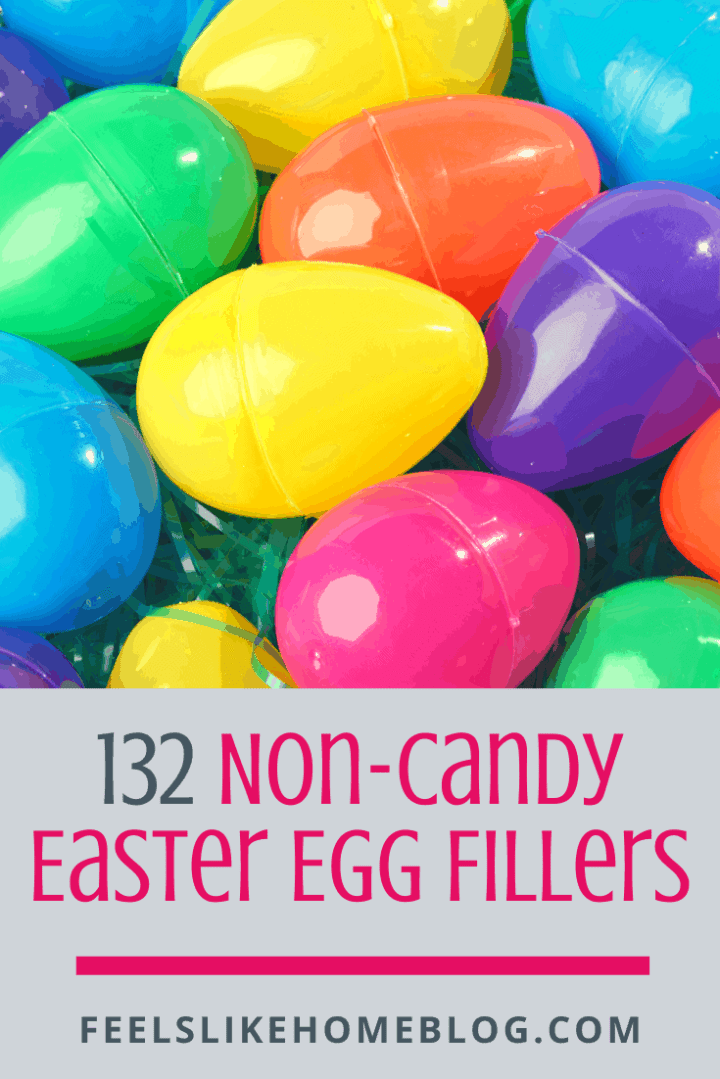 132 Non-Candy Easter Egg Fillers – Free Printable Ideas