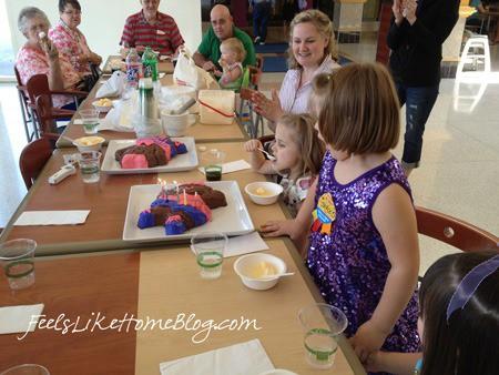 Build-A-Bear Workshop Birthday Party