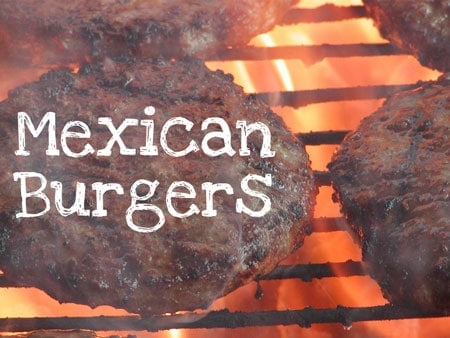 Mexican Burgers