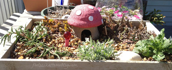 How To Make A Fairy Garden For Under 20 Feels Like Home