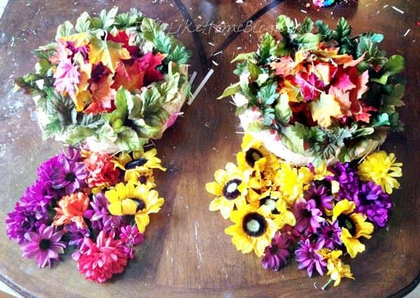 Make everything fair - Autumn Wreath Craft for Kids