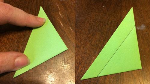 Fold and measure