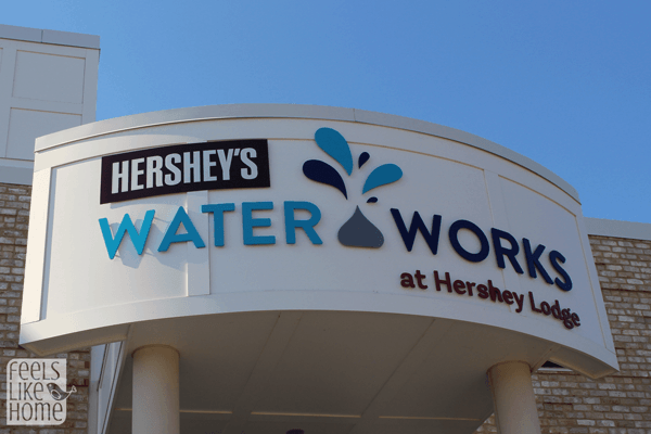 hershey-lodge-water-works-sign