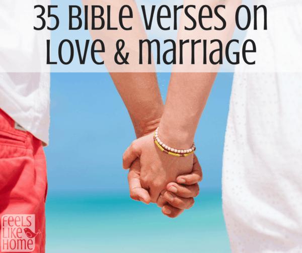 35 bible verses on