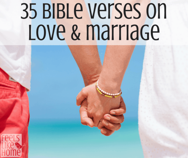 Wonderful 35+ Bible Verses On Love And Marriage   These Scriptures Would Be Perfect  For A