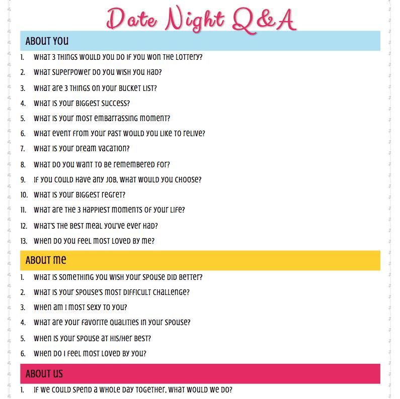 Date ideas near me