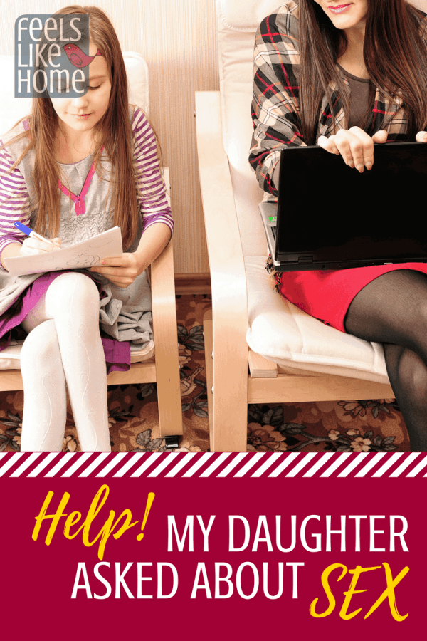 Whether your daughter is tween, pre-teen, or teen, you will have to talk about periods, puberty, and sex eventually. Here are tips and suggestions for how to have the talk with your kids without feeling awkward plus an online course for making things a lot easier.