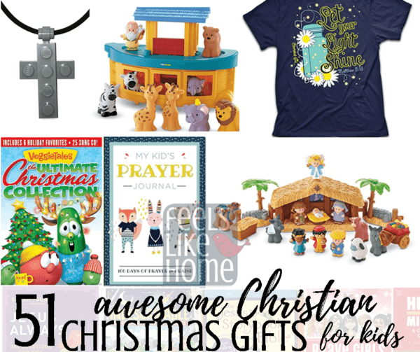 Where In The Bible Does It Talk About Christmas Trees: 51 Awesome Christian Christmas Gift Ideas For Kids