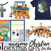 51 Awesome Christian Christmas Gift Ideas for Kids
