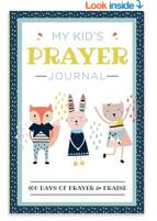 A kids\' prayer journal