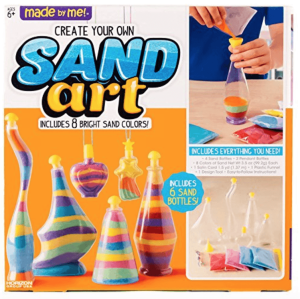 make your own sand art craft kit