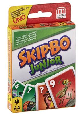 Skip-Bo game