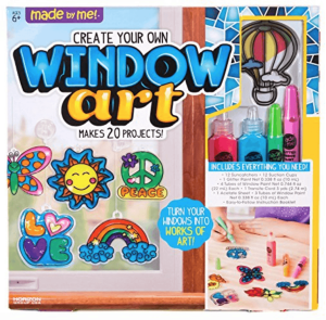 Make your own window art craft kit