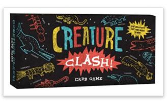 Creature Clash game