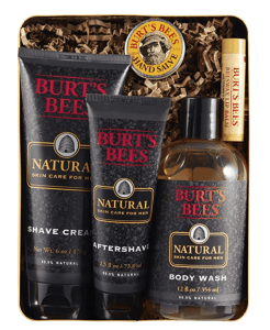 Burt\'s Bees set for men