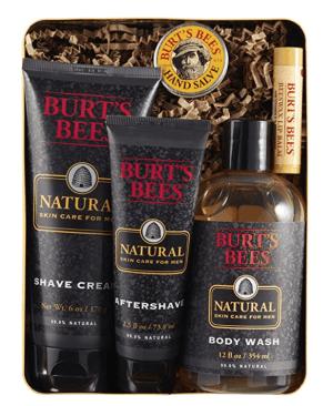 Burt\'s Bees set for men
