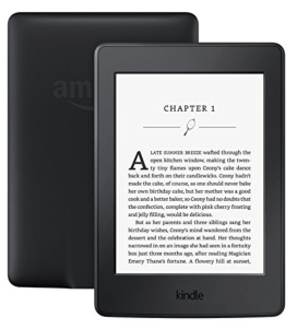kindle of course i would suggest a kindle i was an e reader hater for many years complaining about how they lose the tactile pleasure of reading