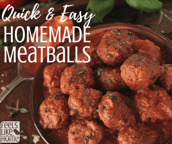 How to make the best homemade DIY cheesy low carb keto meatballs recipe - Healthy because they're baked in the oven. Great for spaghetti with sauce or on their own. Simple and easy with Italian breadcrumbs. Typically made with beef but could be made with turkey or pork or a mixture.