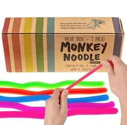 Monkey noodles