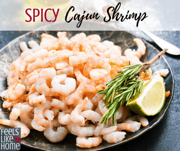 The best cajun shrimp skillet recipe. Can be served over pasta or rice. Makes a thick, rich sauce. Healthy and simple, this easy recipe is made with sweet chili sauce, Worcestershire, chili powder, sriracha, and other spices and seasonings. Sauteed like a stir fry in a pan or skillet.