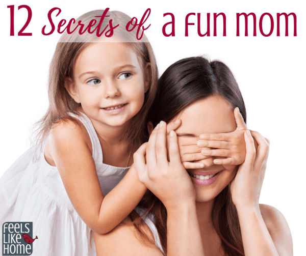 How to be a fun mom - These simple and easy ideas will help any mother to be more involved with her children. Article full of life tips for parenting made easy and things to do with your kids. Great for a stay at home mom or any parent who wants more quality time with her kids.