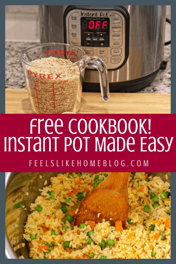 food in the Instant Pot