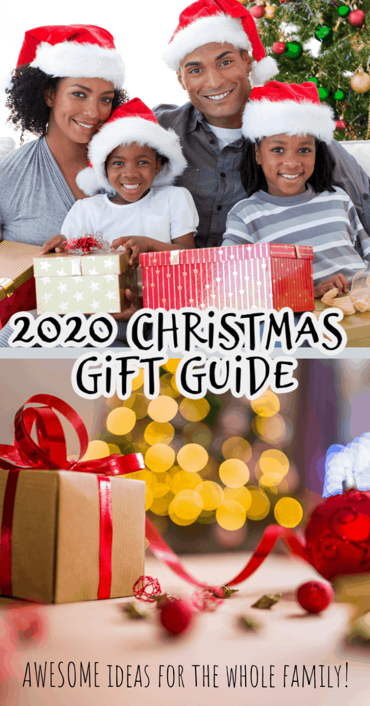 Christmas 2020 Gift Guide for Families