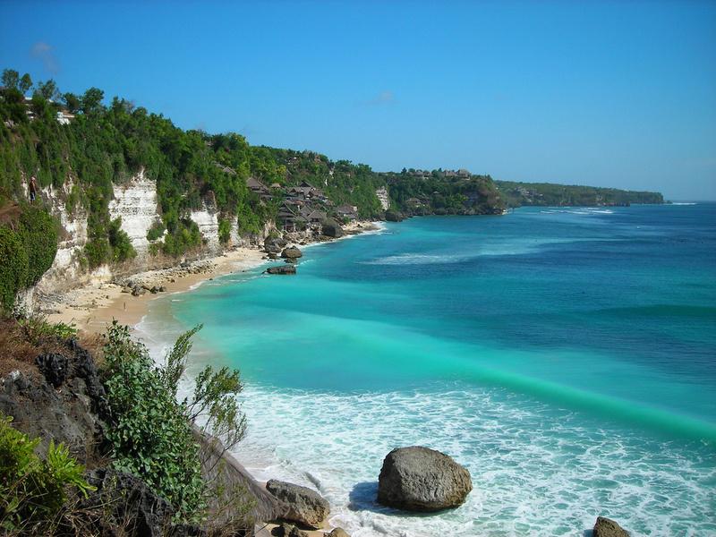 Pangandaran Beach Stay Being Primadonna By Tourists Bali