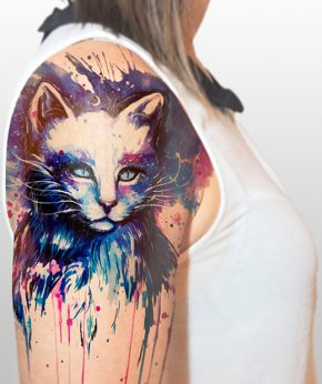 Naturaleza Feel Tattoo