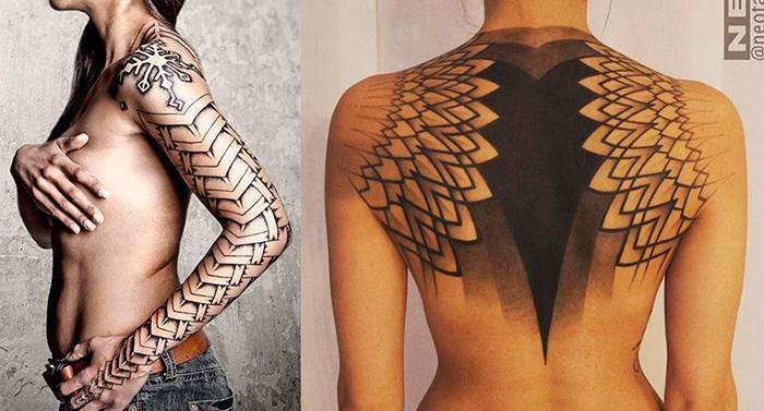 Vikings Los Tatuajes Vikingos Más Cañeros De La Serie Feel Tattoo