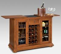 Bar Cabinet | Feel The Home